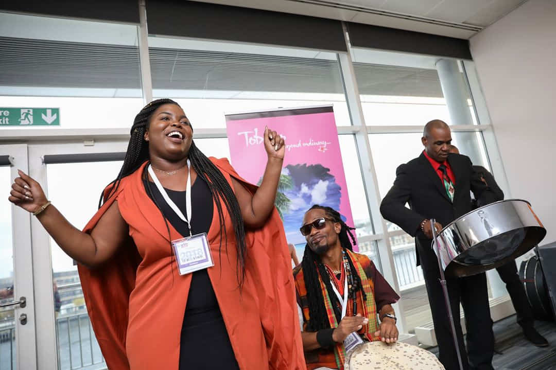 Tobago Tourism Agency launches new Tobago brand in the UK at WTM