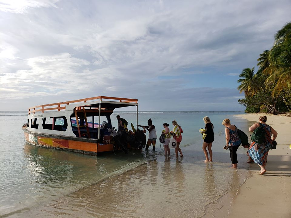 TTAL and Thomas Cook host fam trip in Tobago