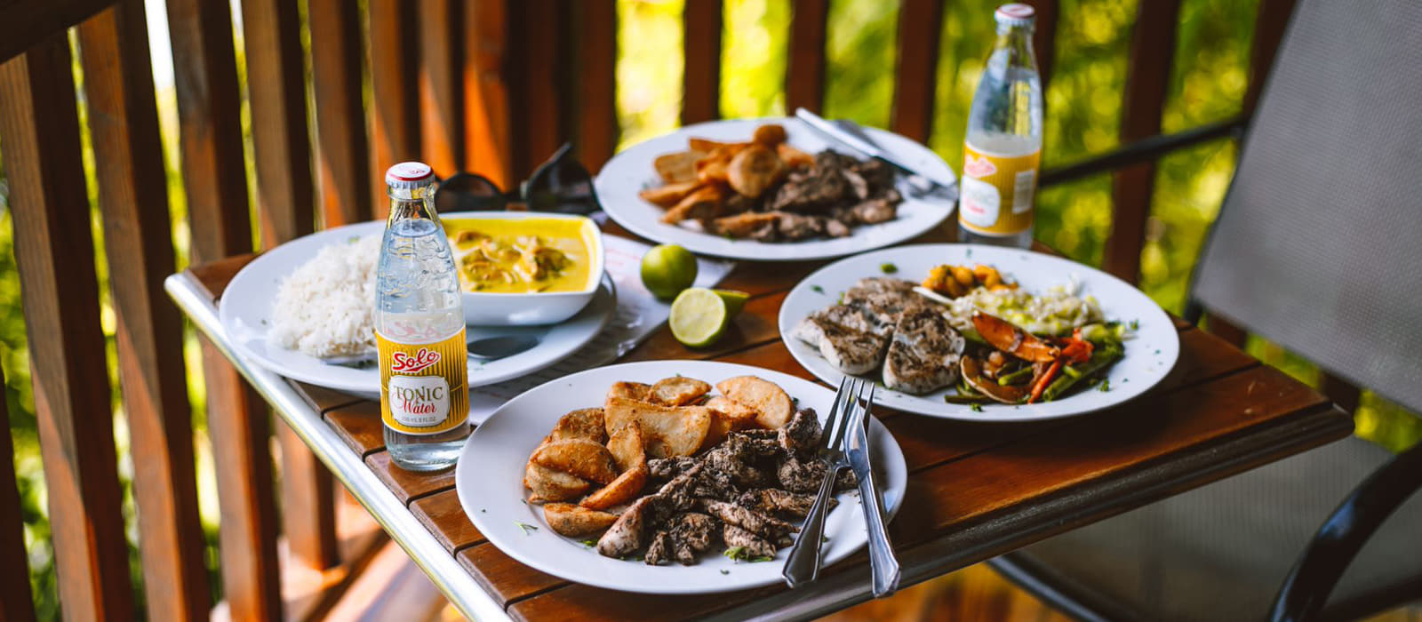Tobago Food