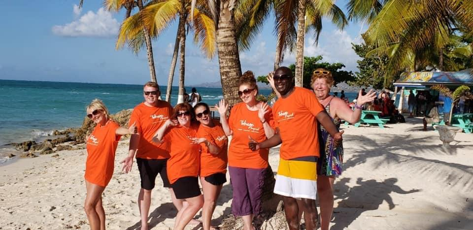 Travel agents visit Tobago to boost UK sales