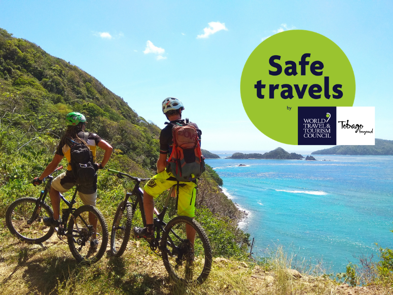 Bikers enjoy safe Tobago