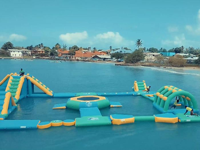 Danny Inflatable Water Park