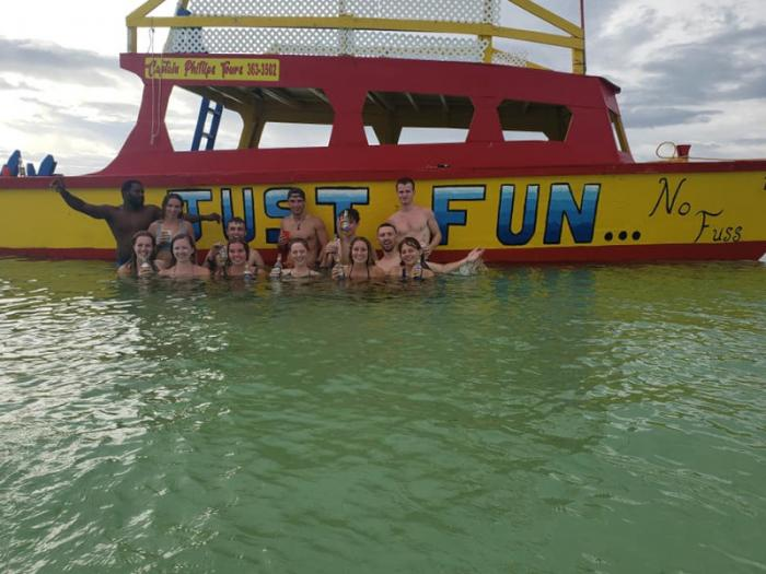 Tobago Tour Operators Captain Phillips Tours