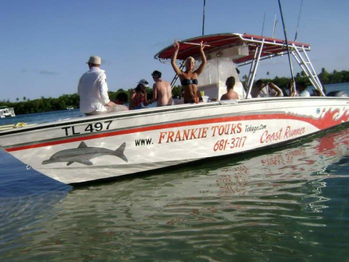 Tobago Tour Operators Frankie Tours & Rentals