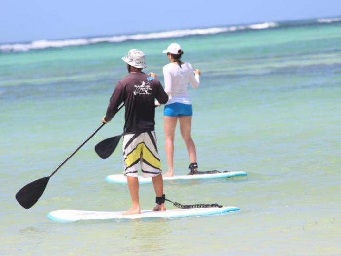 Stand Up Paddle Tour Operator