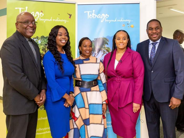 Go Experience Go Beyond Go Plan Go Stay Tobago Beyond campaign shortlisted for International Travel & Tourism Awards