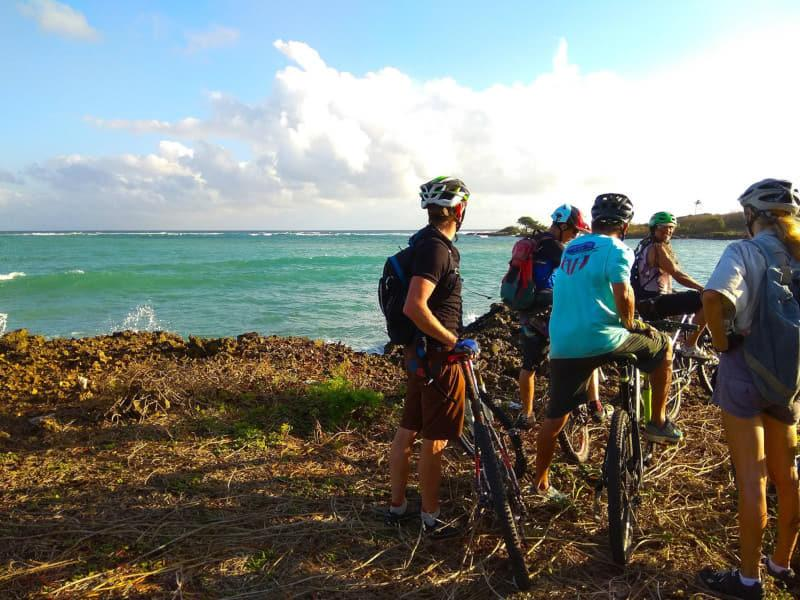 Tobago Tour Operators  Tobago Mountain Biking Tours